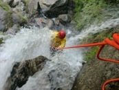 Canyoning in Sundarijal